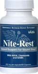 Nite Rest Sleeping Disorder Supplement